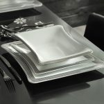 سرویس چینی زرین ۱۲ نفره کامل سورن (۹۰ پارچه)