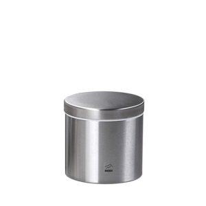 سطل شکر ۳ کیلویی بهازکالا استیل (درب استیل)