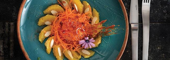 آموزش طرز تهیه سالاد هویج