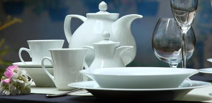چگونه کیفیت ظروف چینی را تشخیص دهیم؟