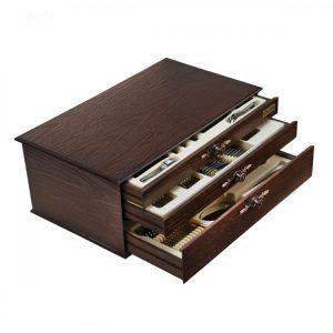 Nab Steel 116 Piece PolishedE2808E Florence Cutlery Set4 1050x1200
