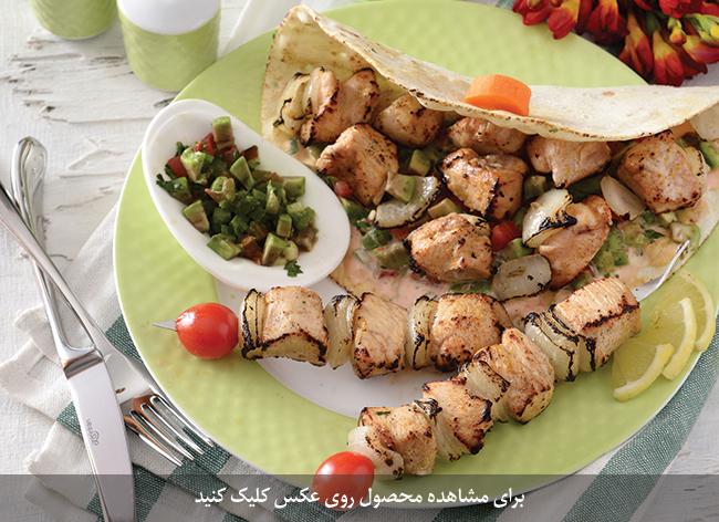 kabab sine morgh