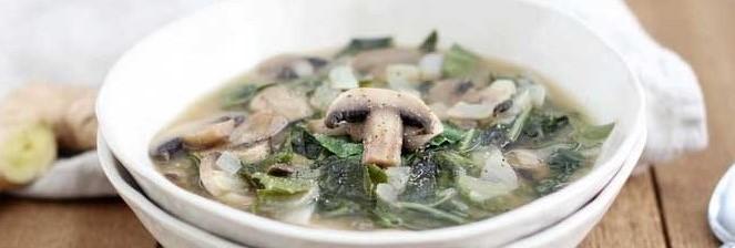 طرز تهیه سوپ میسو (غذای ژاپنی)