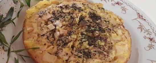 omlet kalbas crop