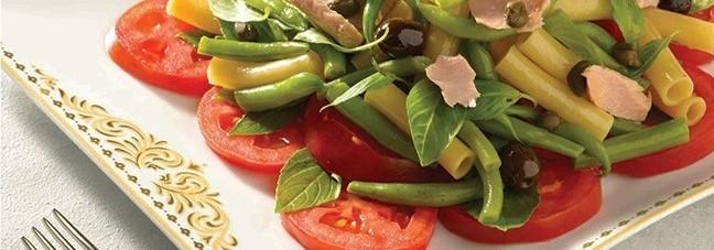 pasta salad crop