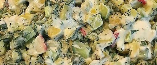 salad sibzamini shevid crop