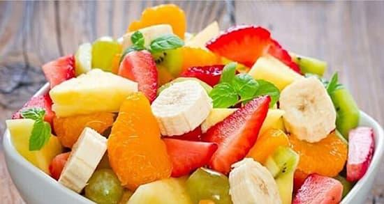 salad miveh