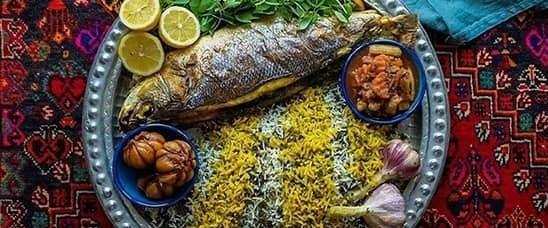 آموزش طرز تهیه سبزی پلو با ماهی