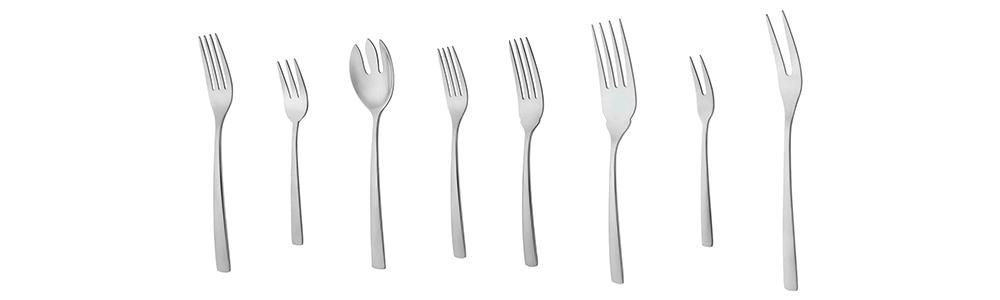 انواع چنگال برای چه استفاده ای مناسب است؟